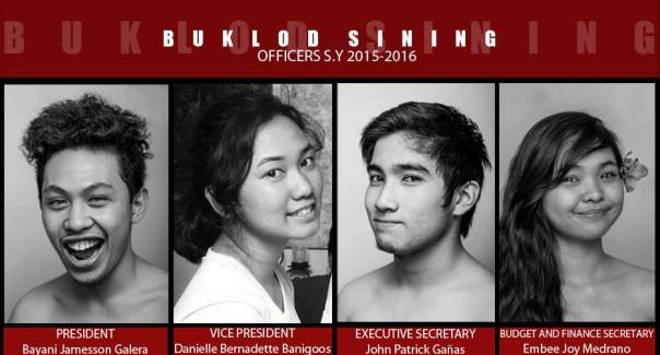 buklod officers 2015-2016