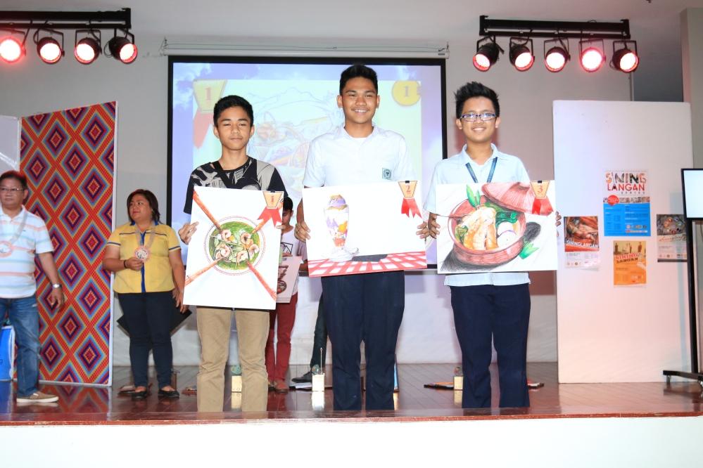 HS Category Winners