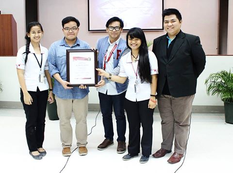 UE Student Org is National Association's Newest Accredited Member!