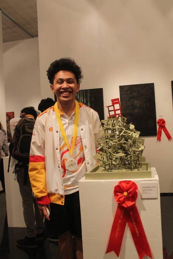 Yanix Galera Shell grand Prize 3